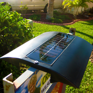 Solar Real Estate Lights