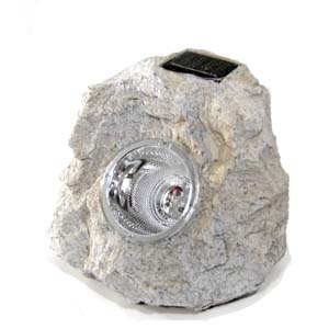 Solar Rock Spot Lights